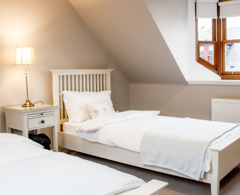 125 Seatown Family Holiday Bedroom