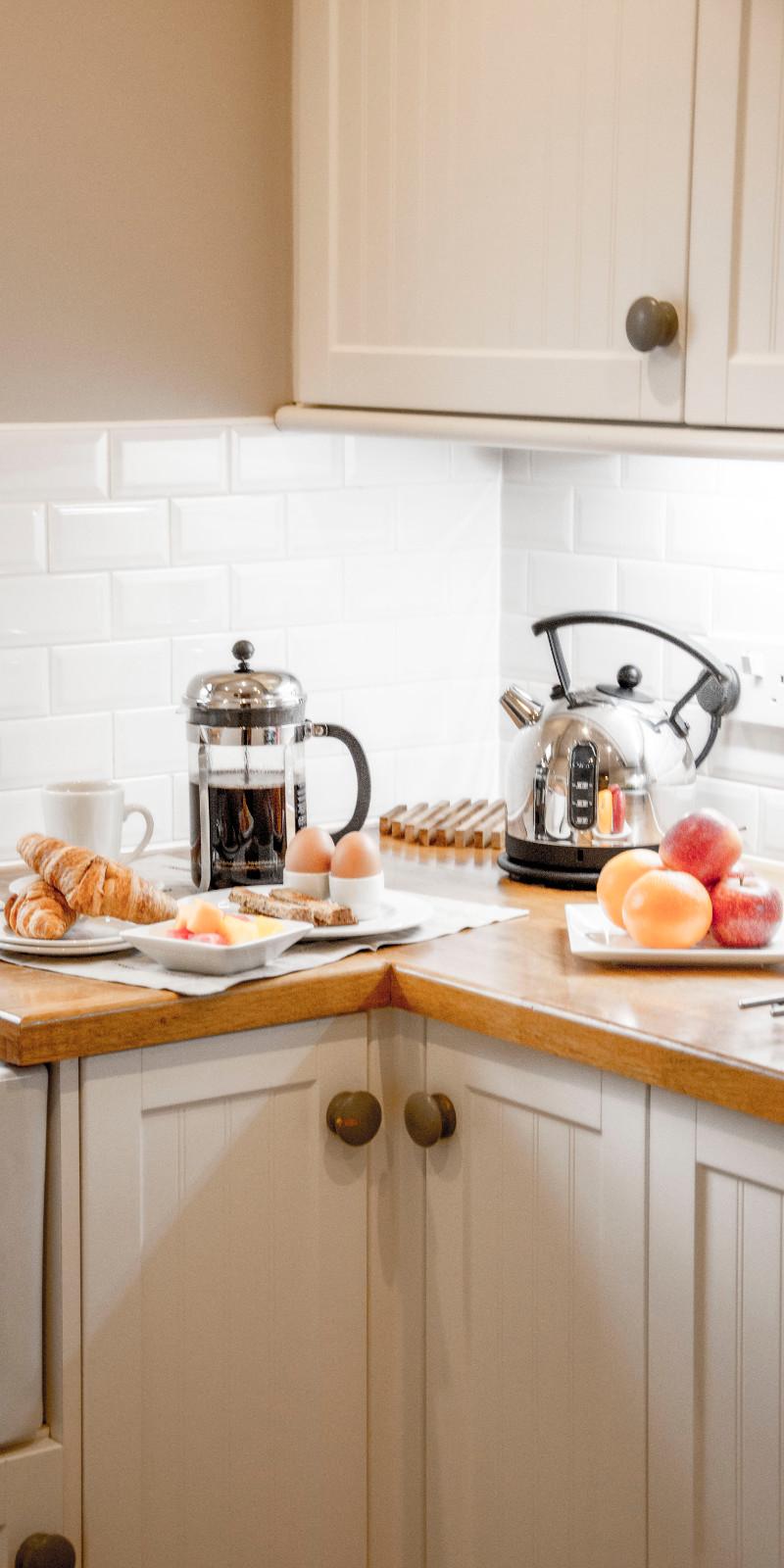 125 Seatown Family Holiday Kitchen
