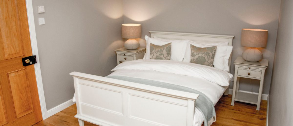Cullen Holiday Cottages 125 Seatown Family Holiday Bedroom