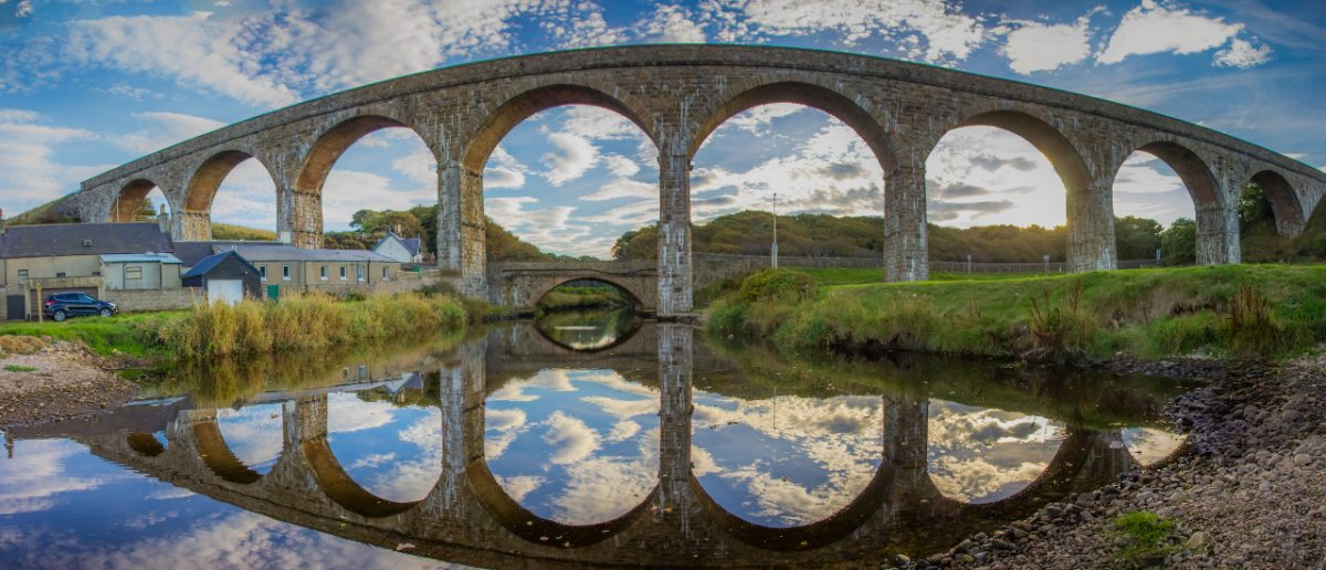 Cullen Holiday Cottage Discover Cullen Railway Viaducts